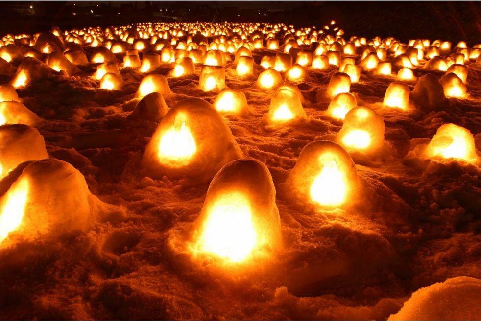 Romantic night in Kamakura Photo belongs to : www.inakaseikatsu.blog.so-net.ne.jp