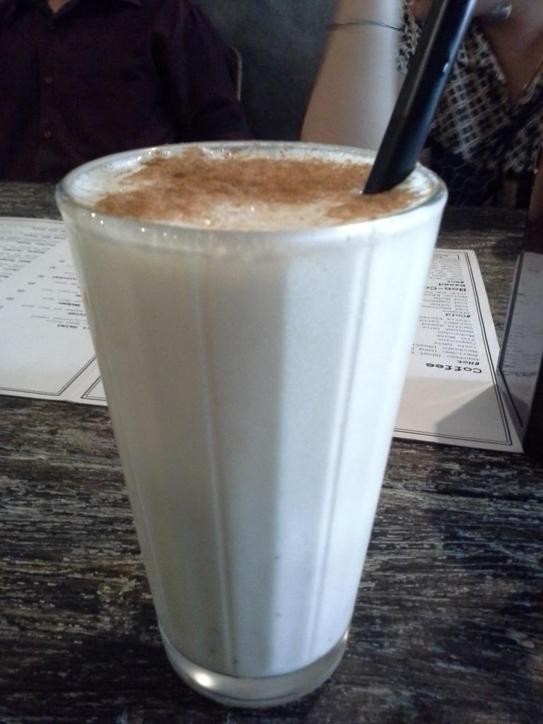 Banana Latte